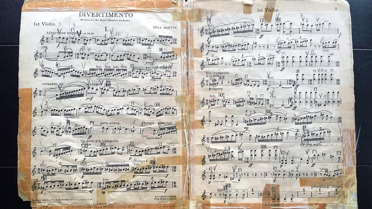 Így vált Bartók Divertimentója a Liszt Ferenc Kamarazenekar ikonikus darabjává
